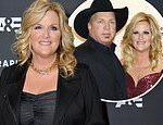 Garth Brooks says wife Trisha Yearwood has tested positive for coronavirus as he's tested negative