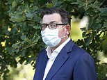 Victoria records two new local coronavirus cases hours as premier relaxes restrictions