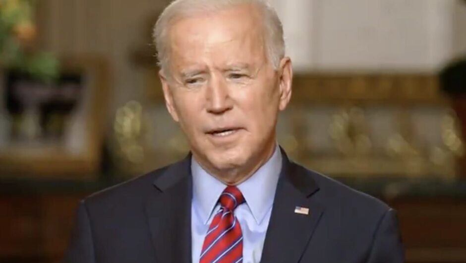 Biden said Trump's handling of COVID-19 was 'even more dire than we thought' after finding insufficient vaccine supplies
