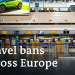 Germany imposes strict travel ban to keep out COVID variants | DW News