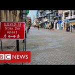 Big fall in Covid cases in England but infections still high among under-25s – BBC News