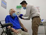 Covid-19 vaccine rollout enters next phase as GP clinics to deliver to elderly Australians