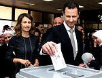 Syria's President Assad tests positive for Covid-19