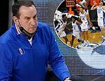 Duke ends basketball season after player's positive COVID-19 test and will miss the NCAA Tourney