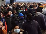 Coronavirus UK: Commuters say it 'feels really good' to head back to the office