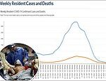 A THIRD of Americans killed by coronavirus lived in nursing homes