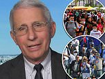 Anthony Fauci describes rise in US Covid-19 cases to more than 60,000 a day as 'disturbing'