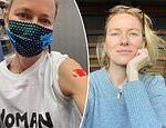 Naomi Watts reveals she's got her second dose of the Covid-19 vaccine