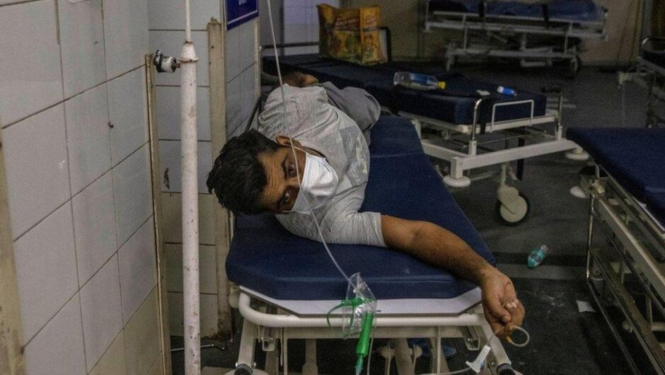 India's desperate Covid-19 patients turn to black market for drugs