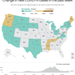 Coronavirus cases aren't budging — even after vaccinations doubled
