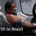 Brazil's intensive care units fill up with young COVID patients | DW News