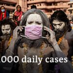 India now the world's second worst hit country amid a new surge in infections   Coronavirus latest