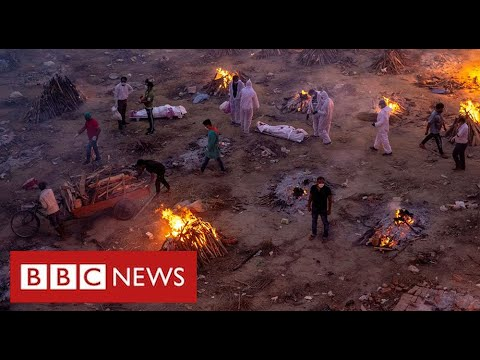 India overwhelmed by world's worst Covid crisis – BBC News