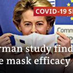 Face masks reduce new infections significantly, German study finds | COVID-19 Special