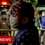India sets global record for new cases amid oxygen shortage – BBC News
