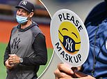 New York Yankees have eight cases of COVID-19 among FULLY VACCINATED coaches
