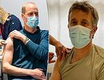 Prince Frederik of Denmark gets the covid-19 jab to encourage others to get vaccinated