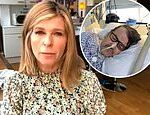Kate Garraway reveals her husband is still 'devastated' by Covid-19