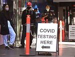 Highly-infectious mutant Indian Covid-19 strain wreaking havoc in Melbourne could lead to lockdown