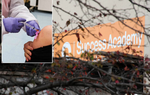 Success Academy requiring all employees get vaccinated for COVID-19
