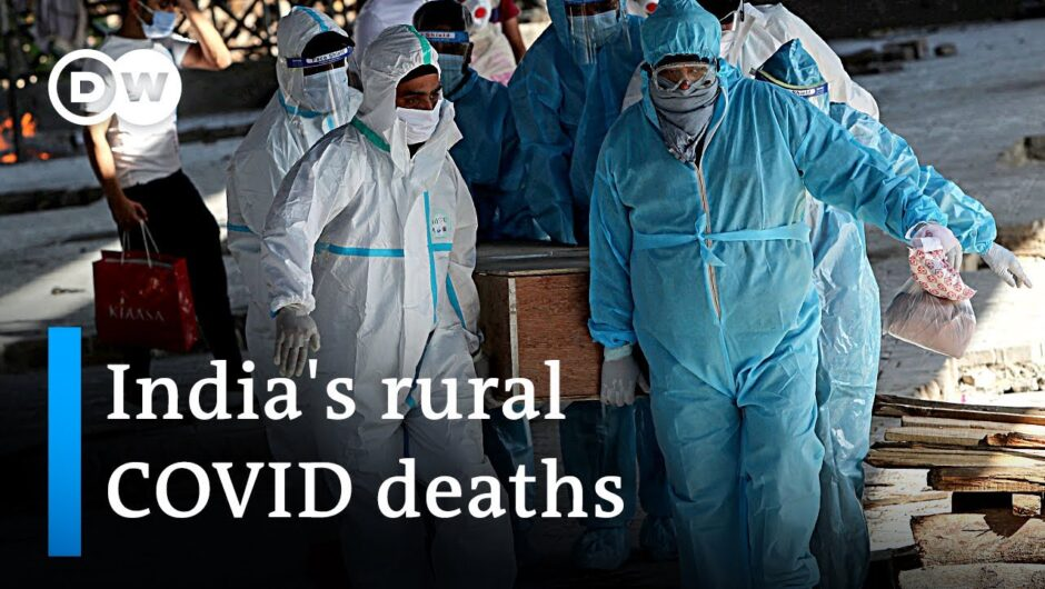 India's uncounted COVID-19 fatalities?   DW News