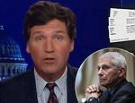 Carlson accuses Fauci of perjury, saying email dump reveals he lied about coronavirus