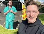 Dr Alex George wants heroes of Covid-19 pandemic to be rewarded by securing places on Love Island