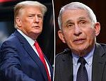 Trump wanted to set up coronavirus commission to publicly grill Anthony Fauci, says book