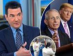 Dr Fauci briefed world leaders coronavirus escaped from Wuhan lab in SPRING Scott Gottlieb reveals
