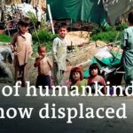 Number of world's refugees double that of ten years ago | DW News