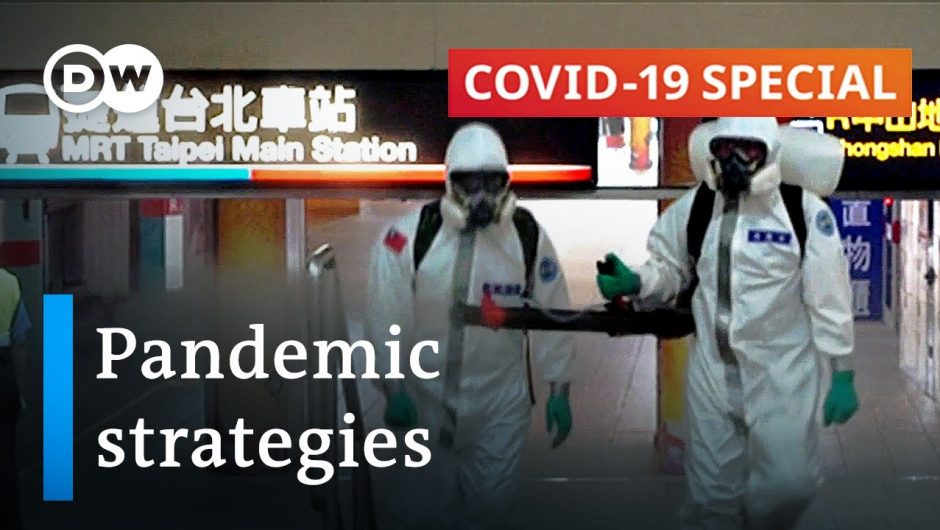 Taiwan vs New Zealand: Whose pandemic strategy is best? | COVID-19 Special