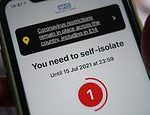Coronavirus UK: Up to A FIFTH of Britain's workforce is being told to self isolate by NHS app