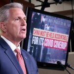 House GOP Leader Kevin McCarthy asks why Democrats aren't holding hearings on COVID-19 deaths instead of the Jan. 6 insurrection