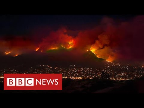 Climate emergency report:  Chinese, US and Indian response – BBC News