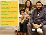 DJ Khaled reveals that he and his family are 'all good now' after contracting COVID-19
