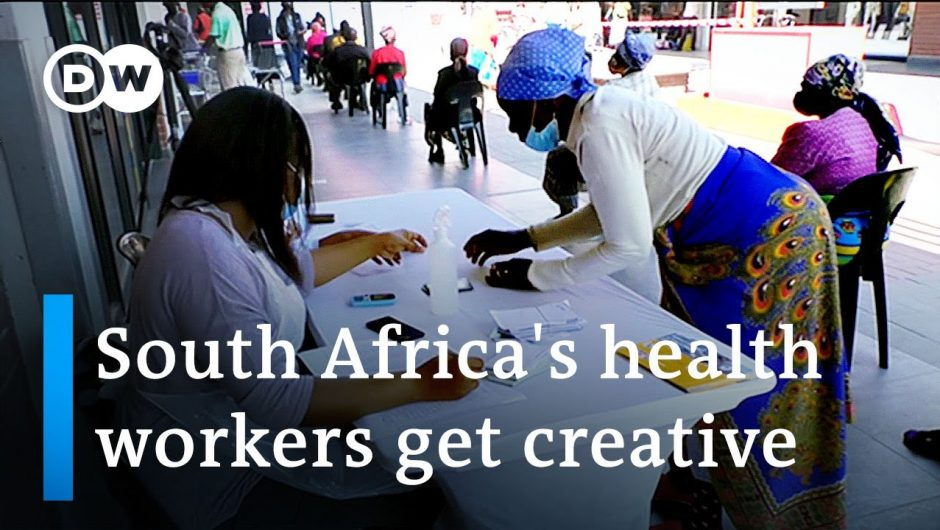 South Africa battles to get adults vaccinated against COVID-19   DW News