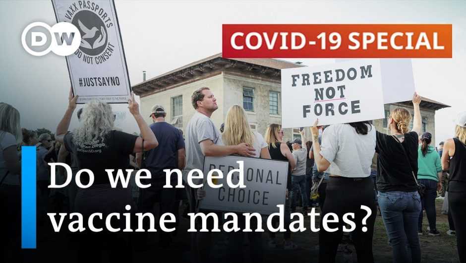 Vaccine mandates on the rise   COVID-19 Special